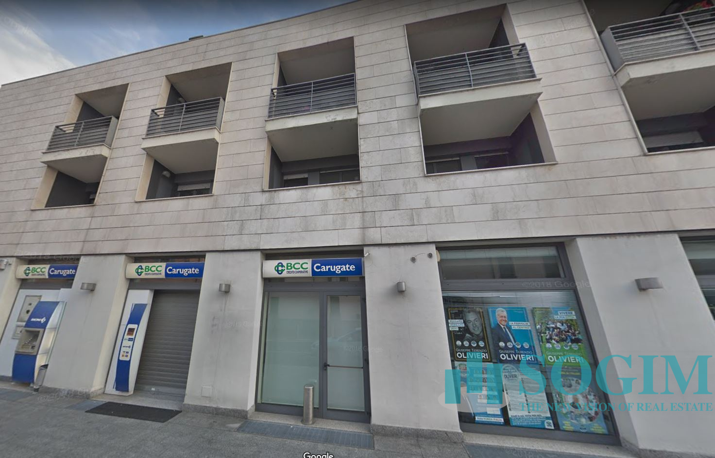 Ufficio in Vendita a Gorgonzola  rif. 9470