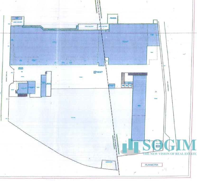 Terreno Edificabile Comm.le/Ind.le in vendita a Cormano, 9999 locali, prezzo € 8.300.000 | PortaleAgenzieImmobiliari.it