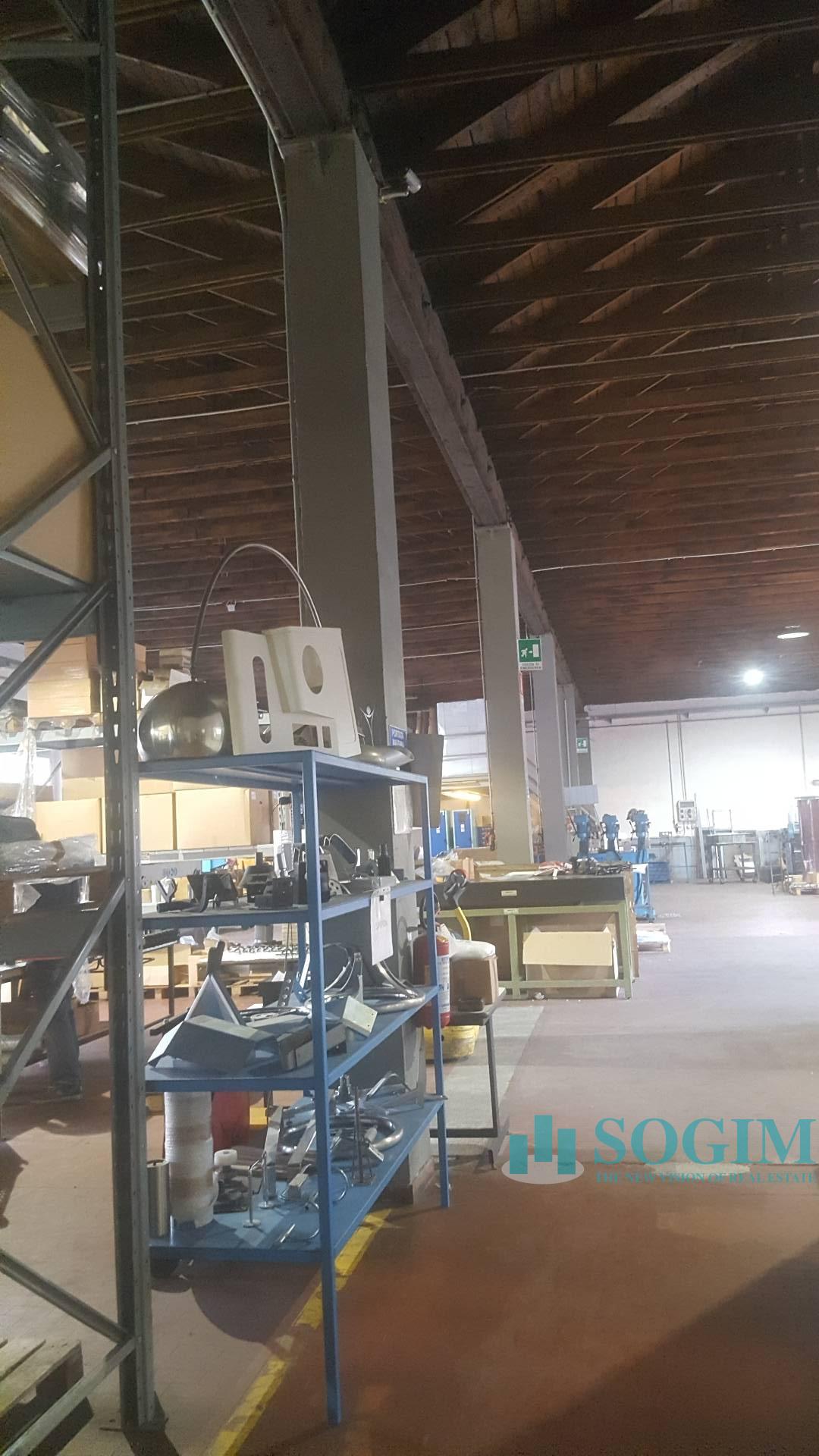 Capannone in Vendita a Brugherio  rif. 9503