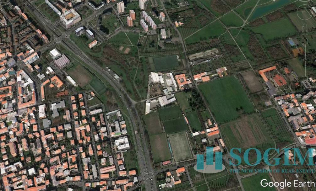 Terreno Industriale in Affitto a Milano  rif. 9558