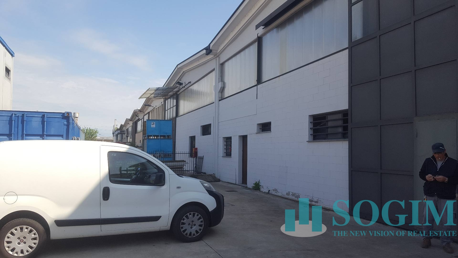Capannone in Affitto a Basiano  rif. 9572