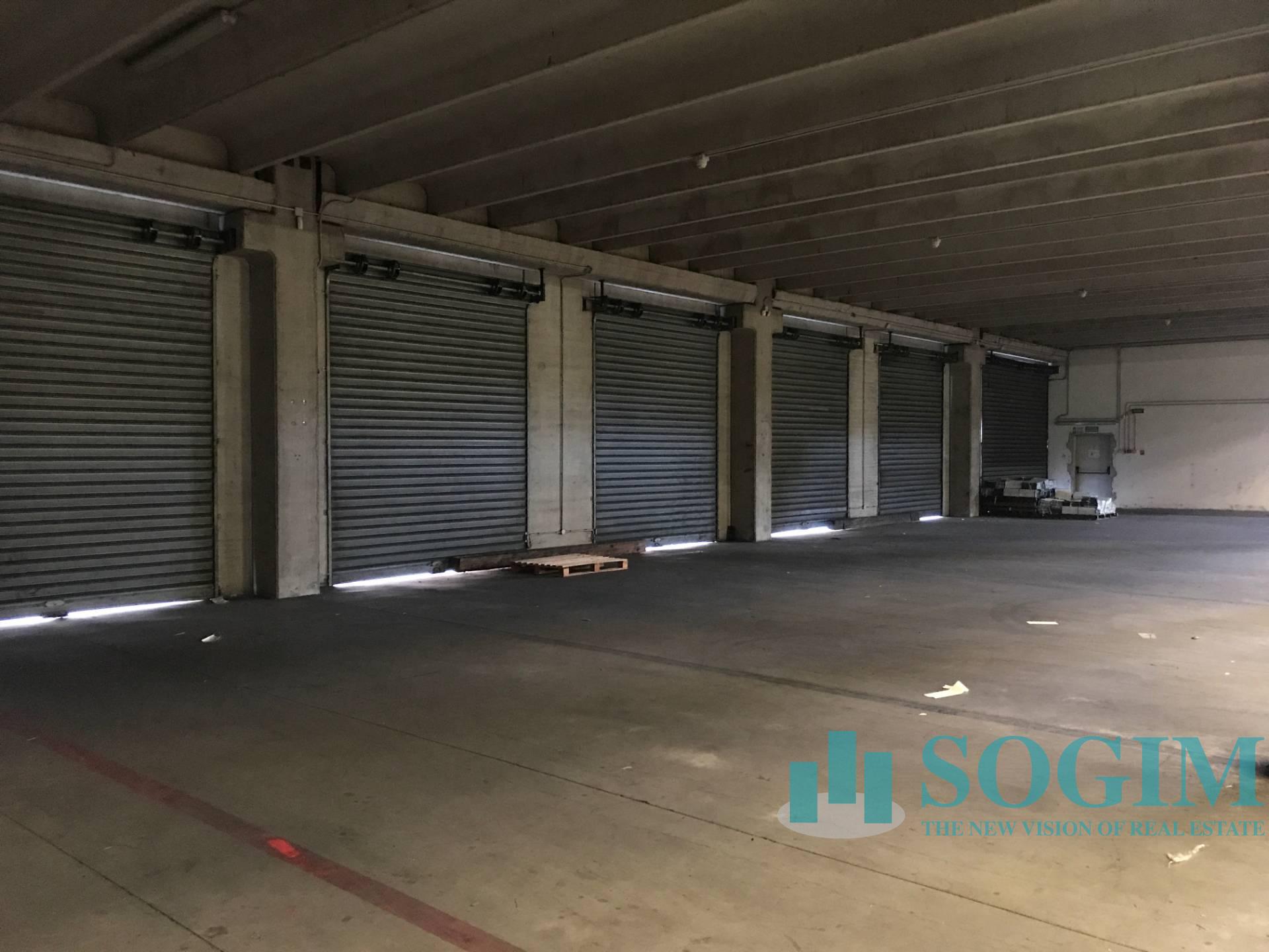 affitto vendita capannoni logistica milano