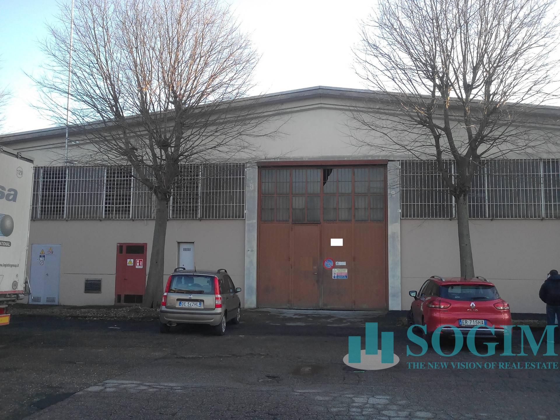 Capannone in Affitto a Gaggiano  rif. 9599