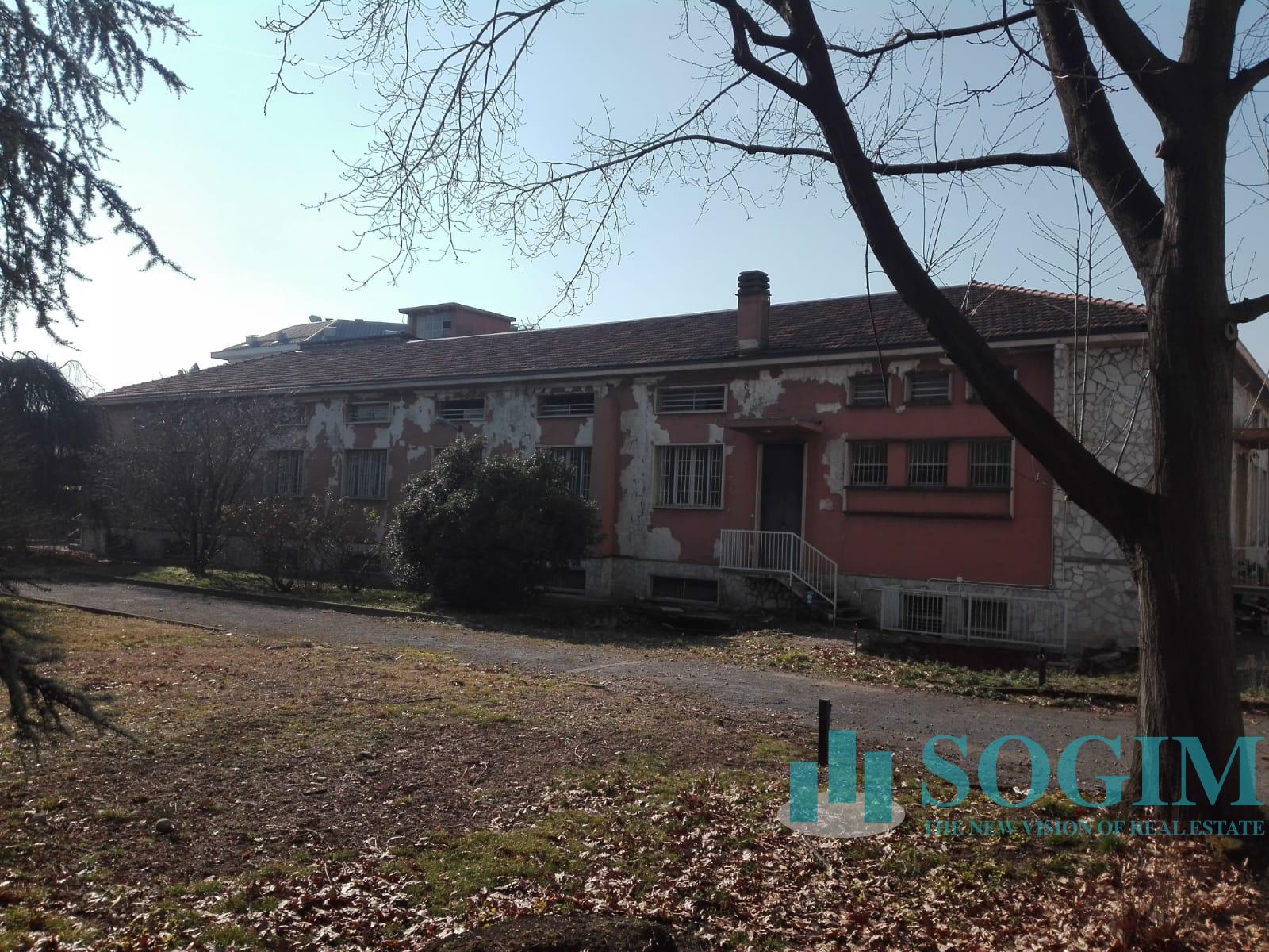 Terreno Industriale in Vendita a Cinisello Balsamo  rif. 9598