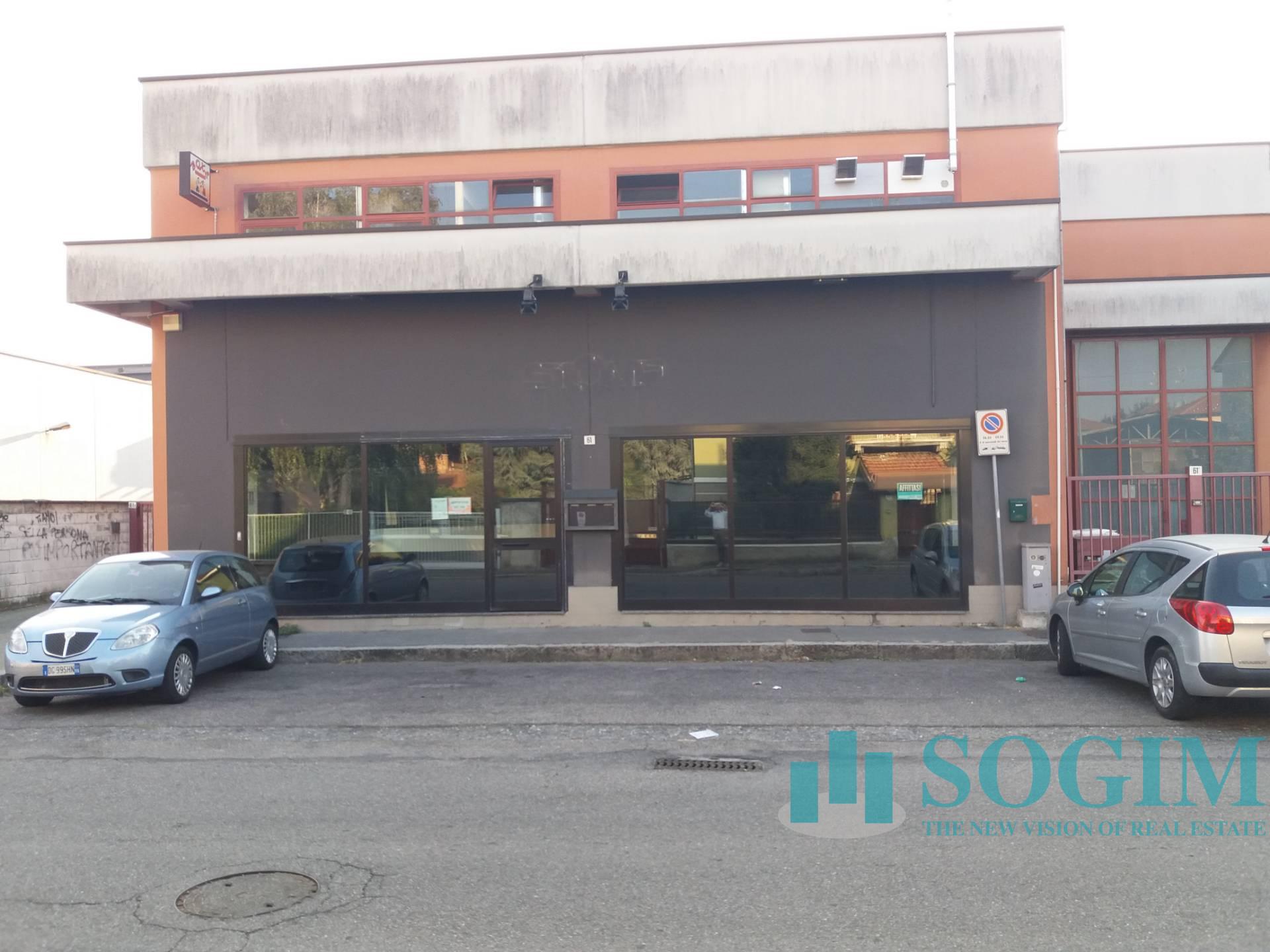 Immobile Commerciale in Affitto a Legnano  rif. 19650