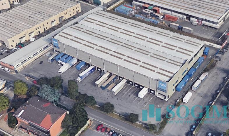 Magazzino/Laboratorio in vendita via California Settimo Torinese