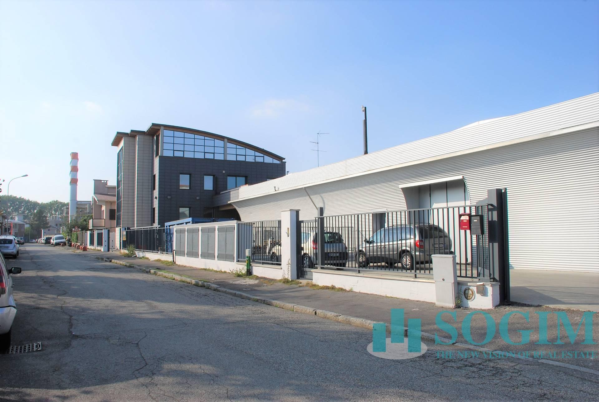 Ufficio in Vendita a Rozzano  rif. 5619
