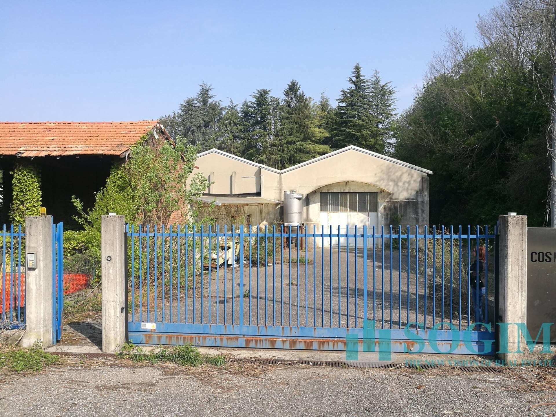 Capannone in vendita a Beregazzo con Figliaro, 9999 locali, prezzo € 250.000   PortaleAgenzieImmobiliari.it