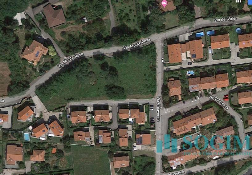 Terreno Residenziale in Vendita a Besozzo  rif. 19230