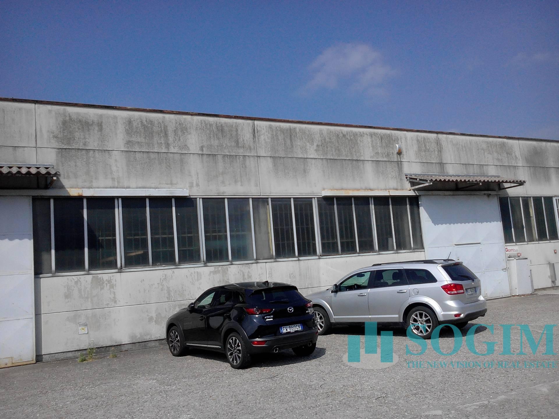 Capannone in affitto a Cusago, 9999 locali, prezzo € 1.667   PortaleAgenzieImmobiliari.it