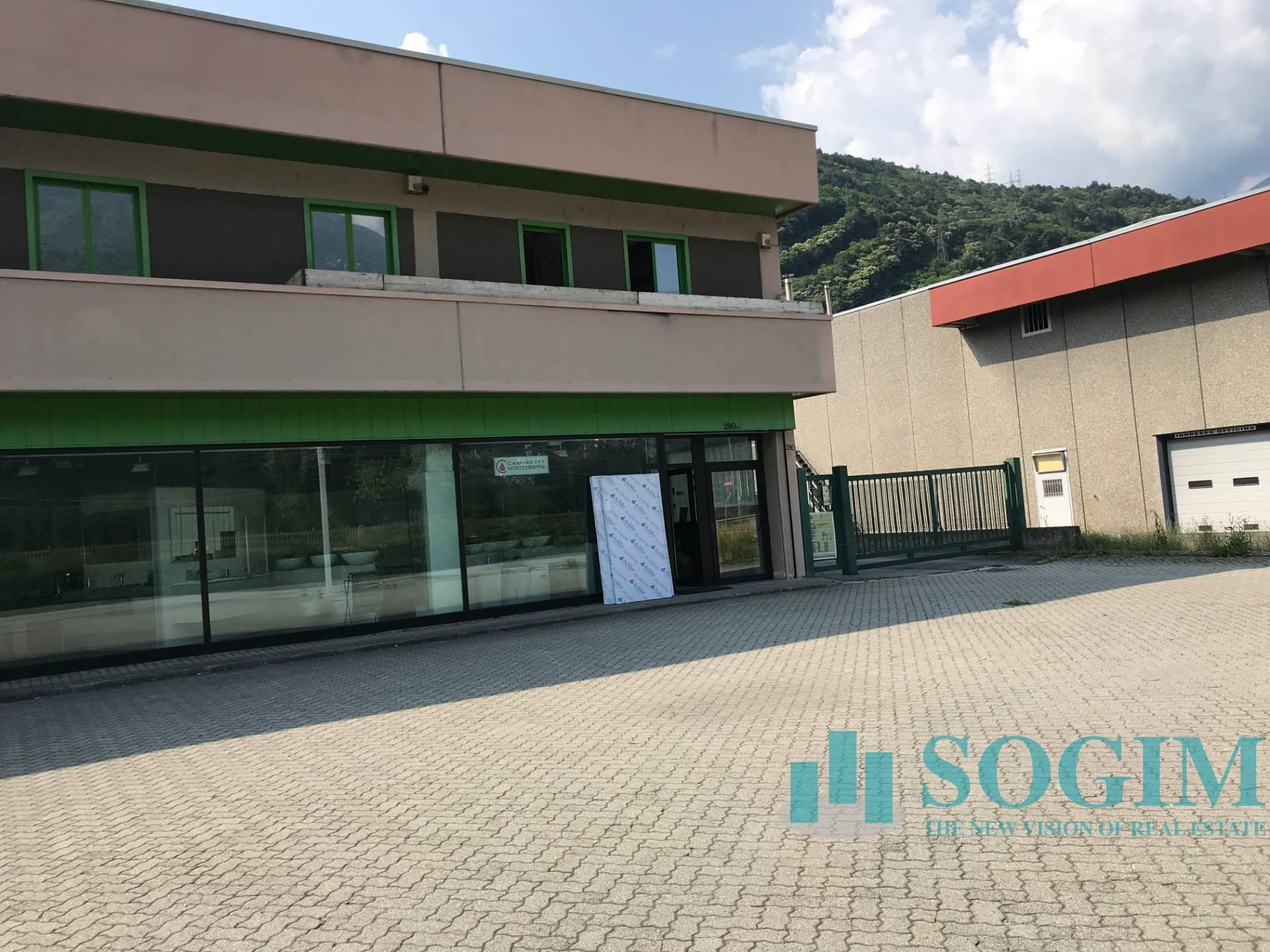 Capannone in vendita a Morbegno, 9999 locali, prezzo € 370.000 | PortaleAgenzieImmobiliari.it