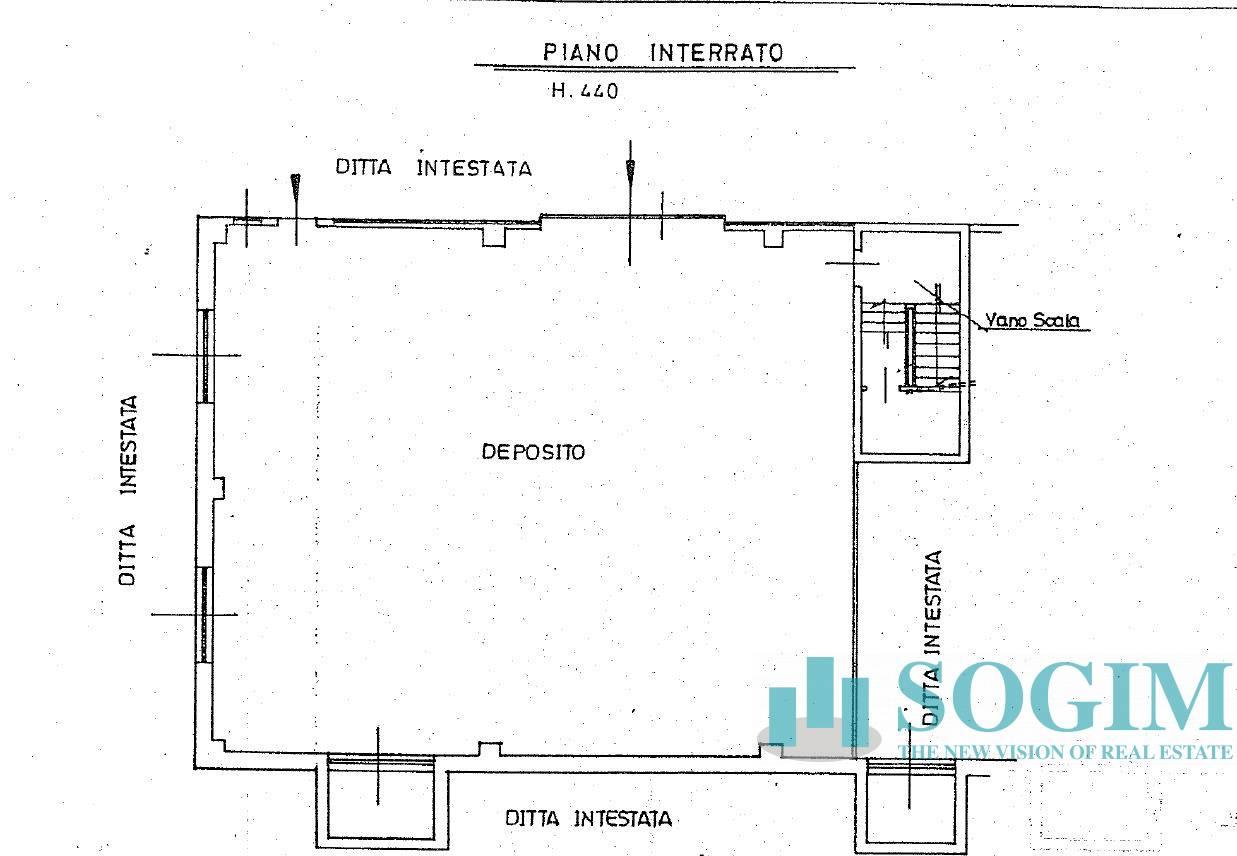 Capannone in Affitto a Bernareggio  rif. 19284