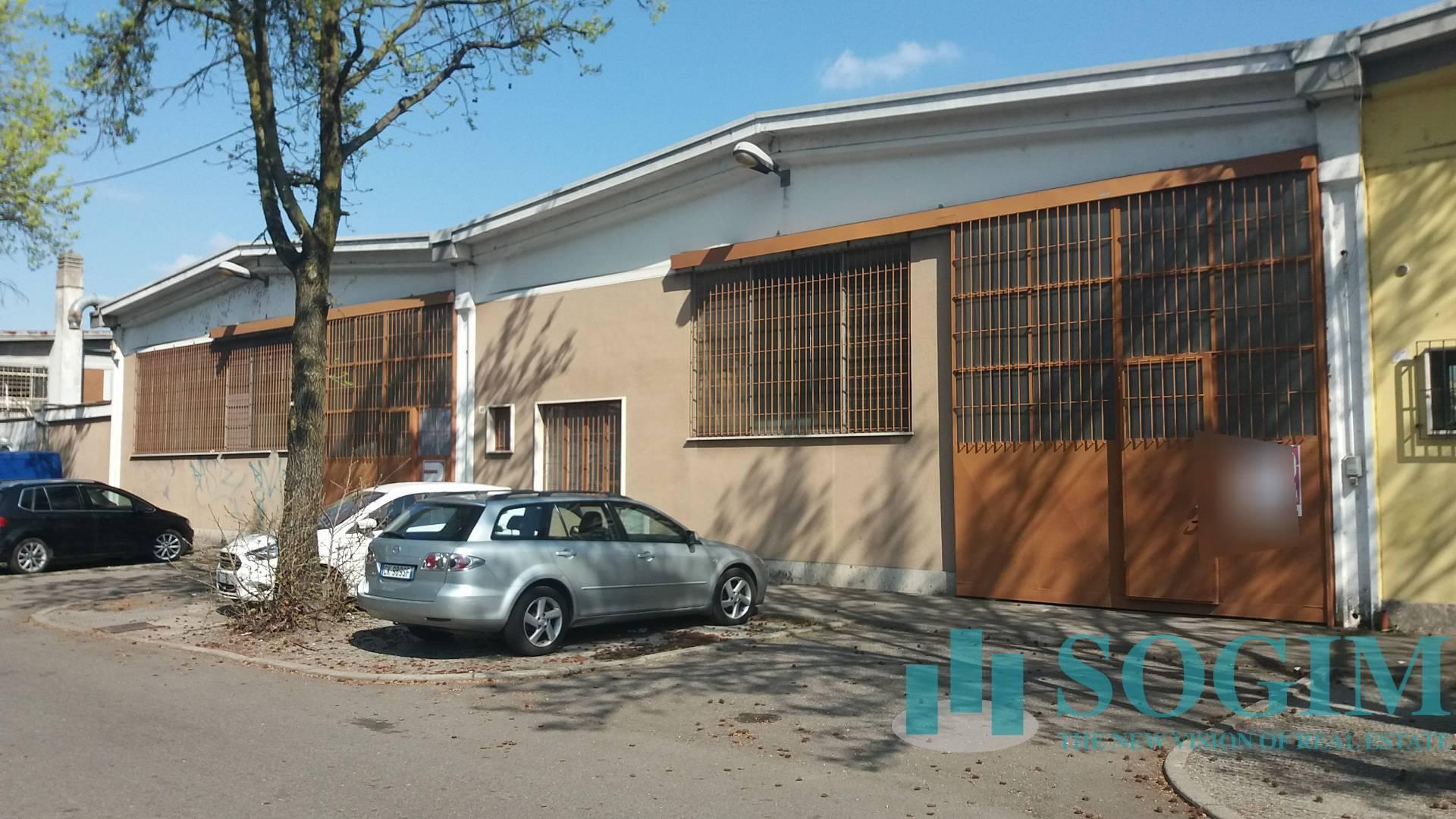 Capannone in vendita a Rozzano, 9999 locali, prezzo € 500.000 | PortaleAgenzieImmobiliari.it