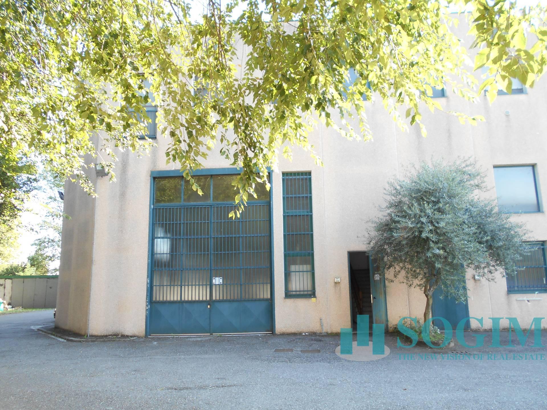 Capannone in vendita a Assago, 9999 locali, zona Località: CascinaVenina, prezzo € 450.000 | PortaleAgenzieImmobiliari.it
