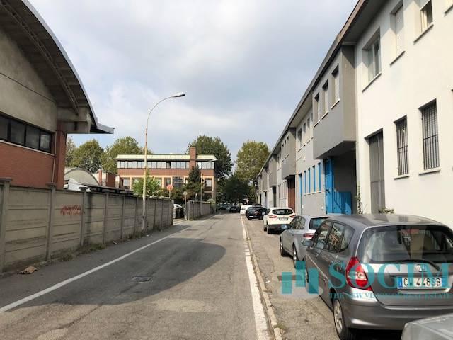 Capannone in Affitto a Cinisello Balsamo  rif. 19953