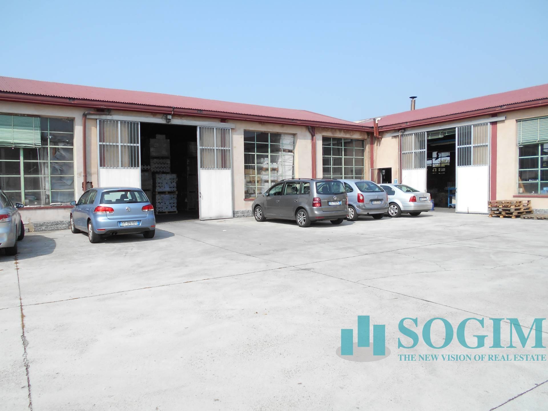 Magazzino in Affitto a Rozzano  rif. 20075