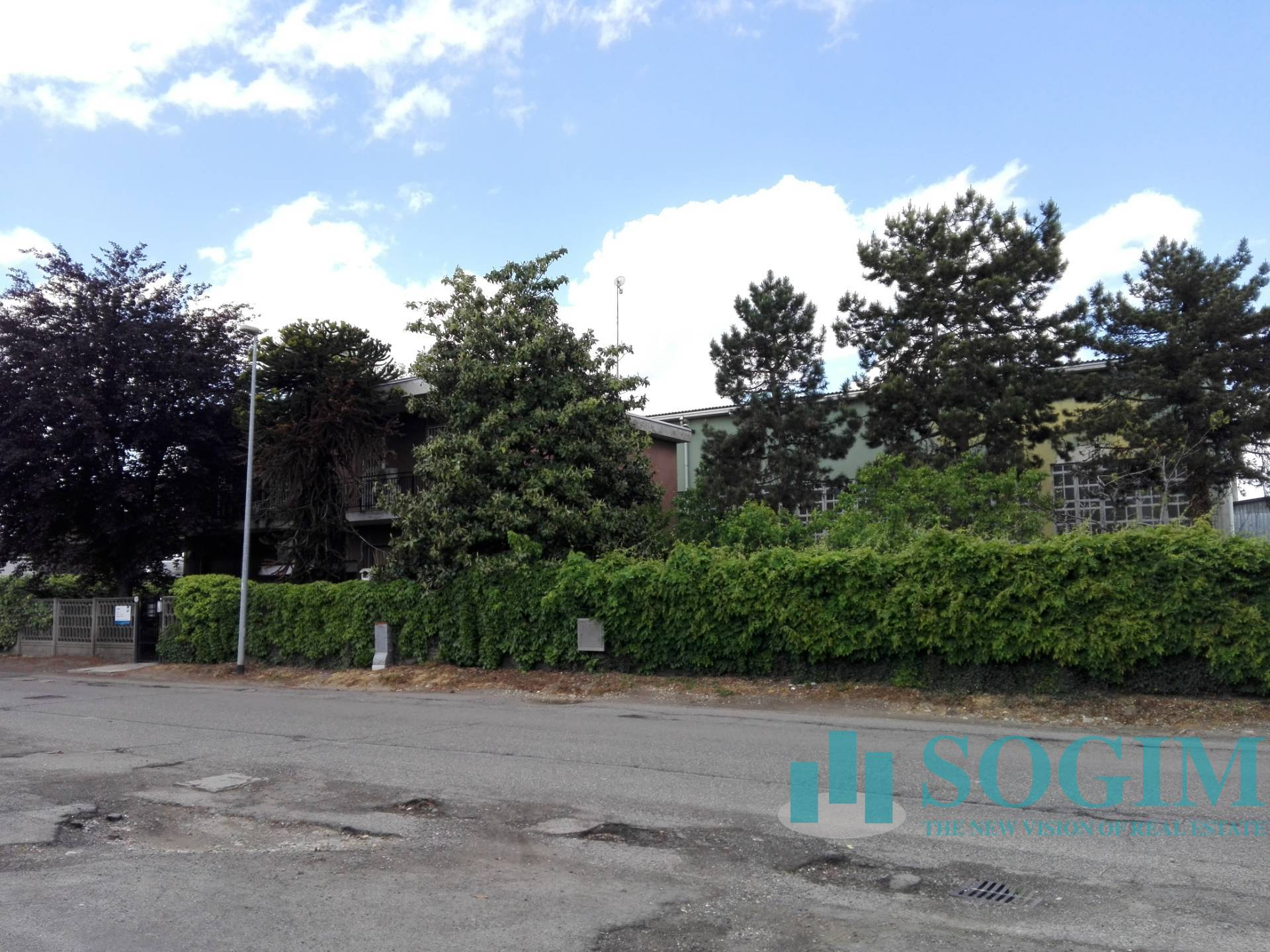Capannone in Affitto a Paderno Dugnano  rif. 20085