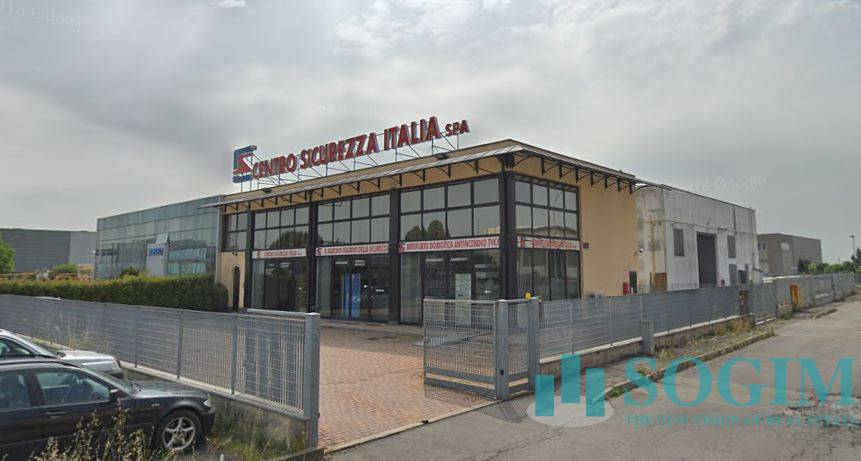 Capannone in Vendita a Cambiago  rif. 20207