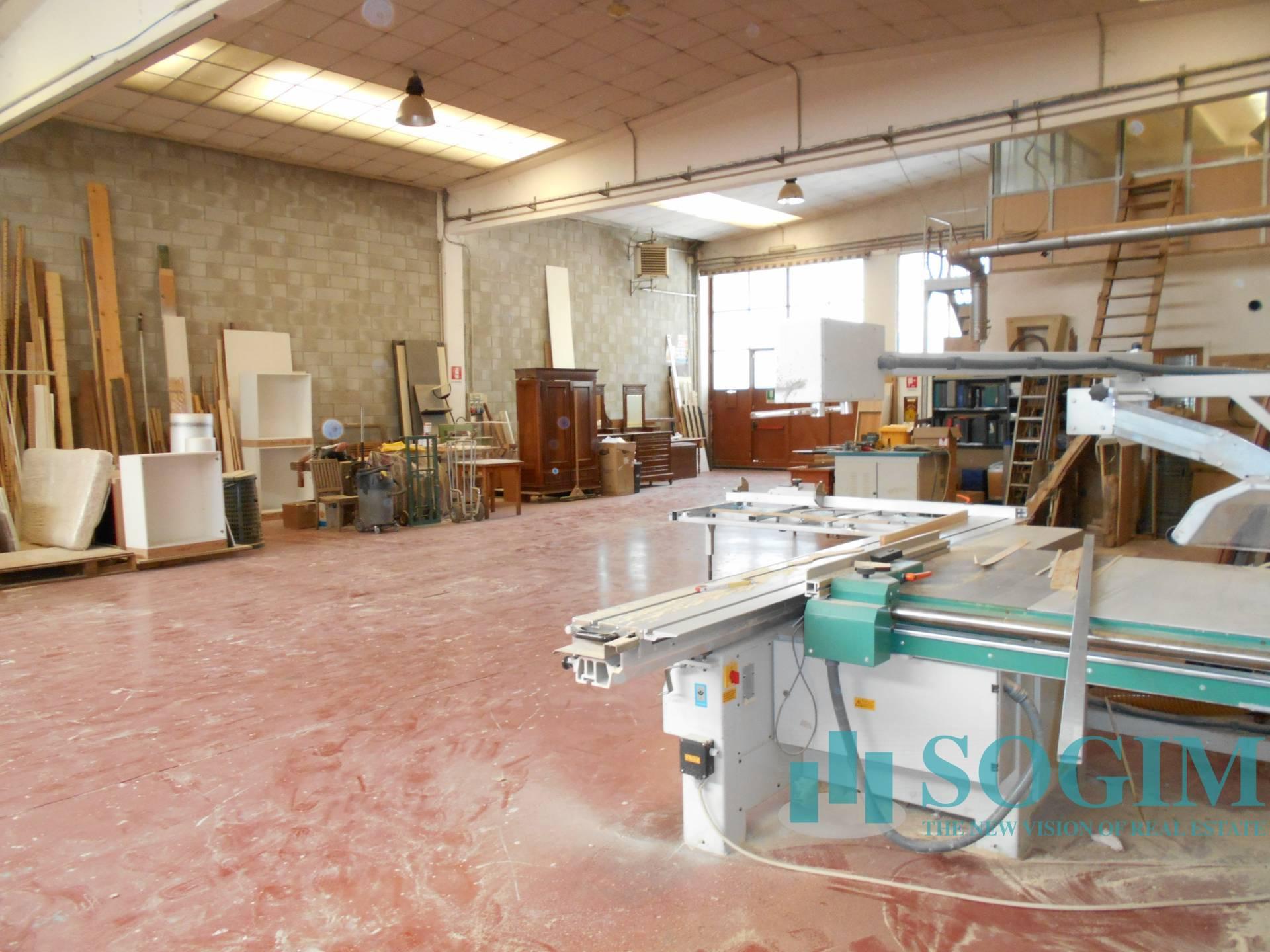 Capannone in Vendita a Rozzano  rif. 20233