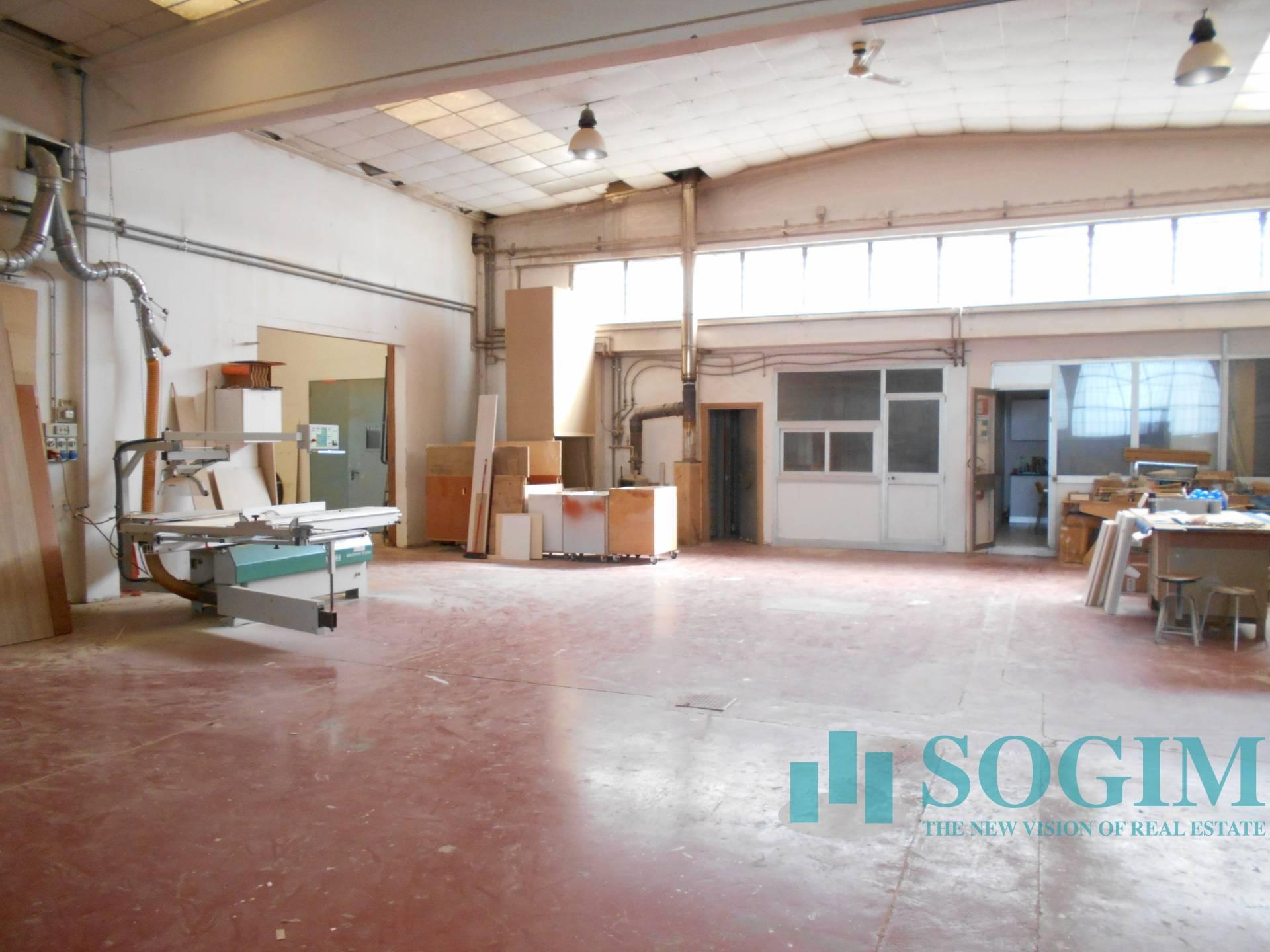 Capannone in vendita a Rozzano, 9999 locali, prezzo € 250.000 | PortaleAgenzieImmobiliari.it