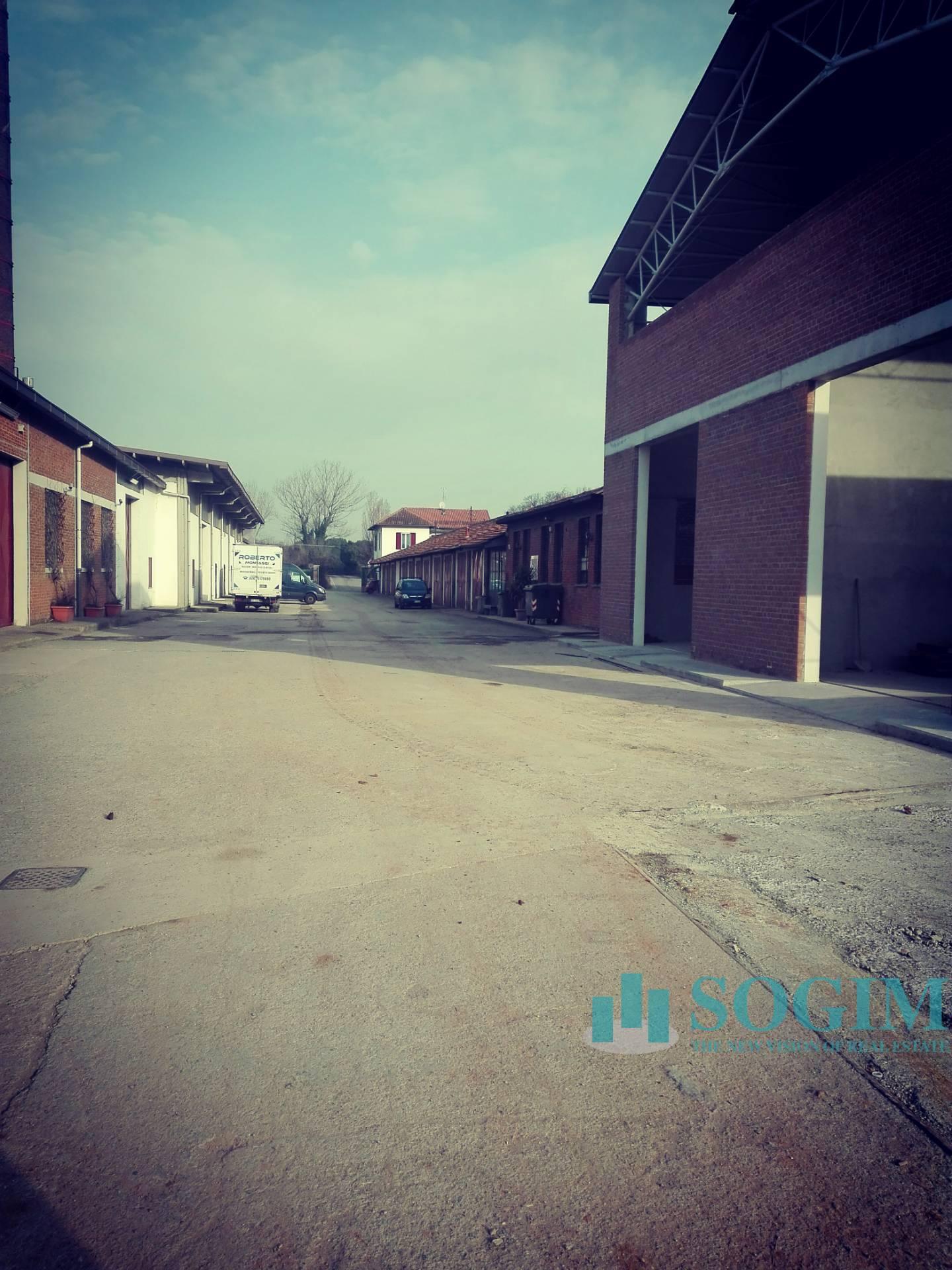 Capannone in Affitto a Senago  rif. 20264