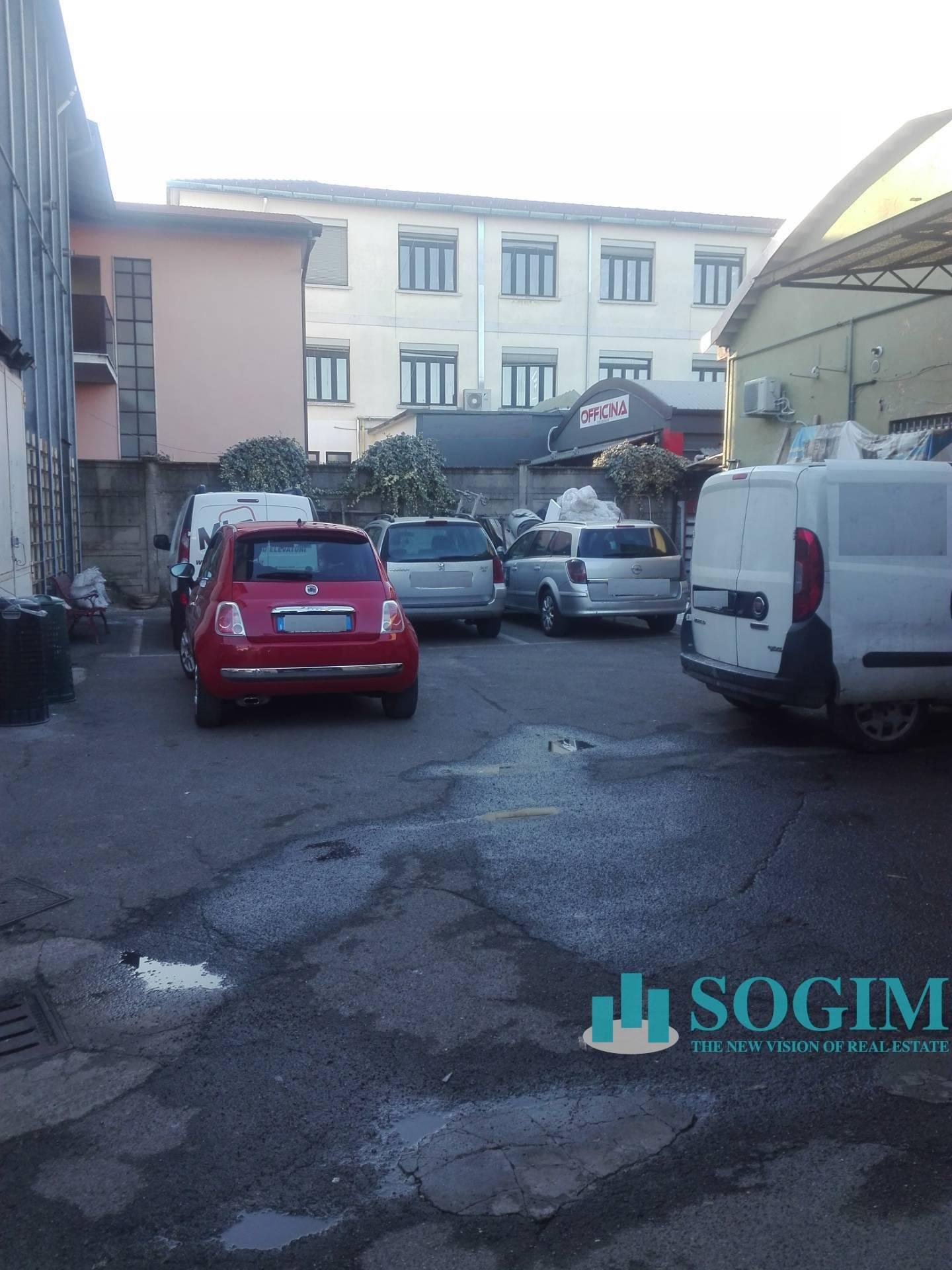 Capannone in Vendita a Novate Milanese  rif. 20273