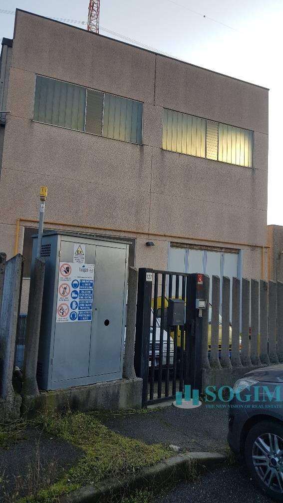 Capannone in Vendita a Brugherio  rif. 20283