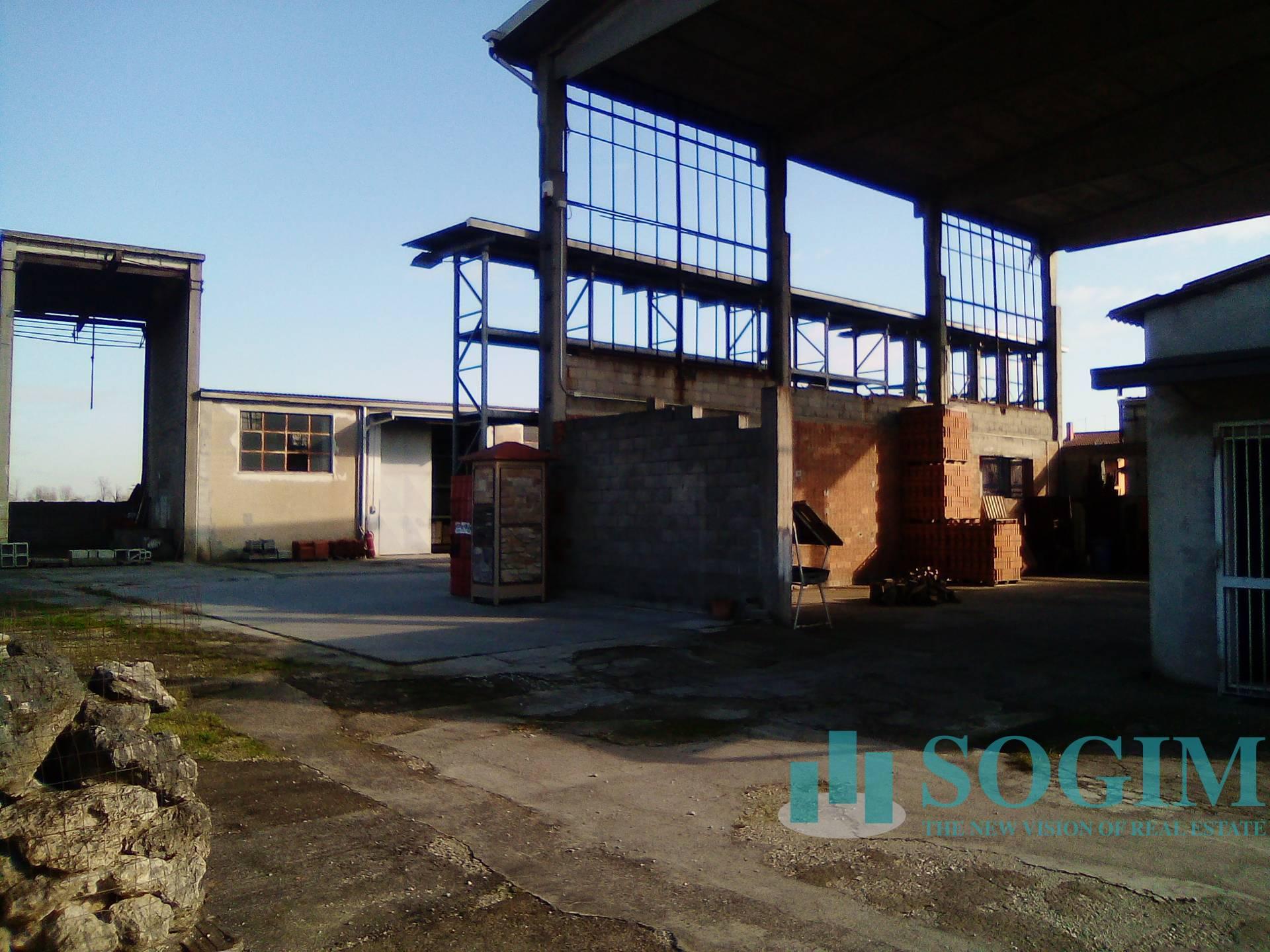 Magazzino in Affitto a Cisliano  rif. 20287