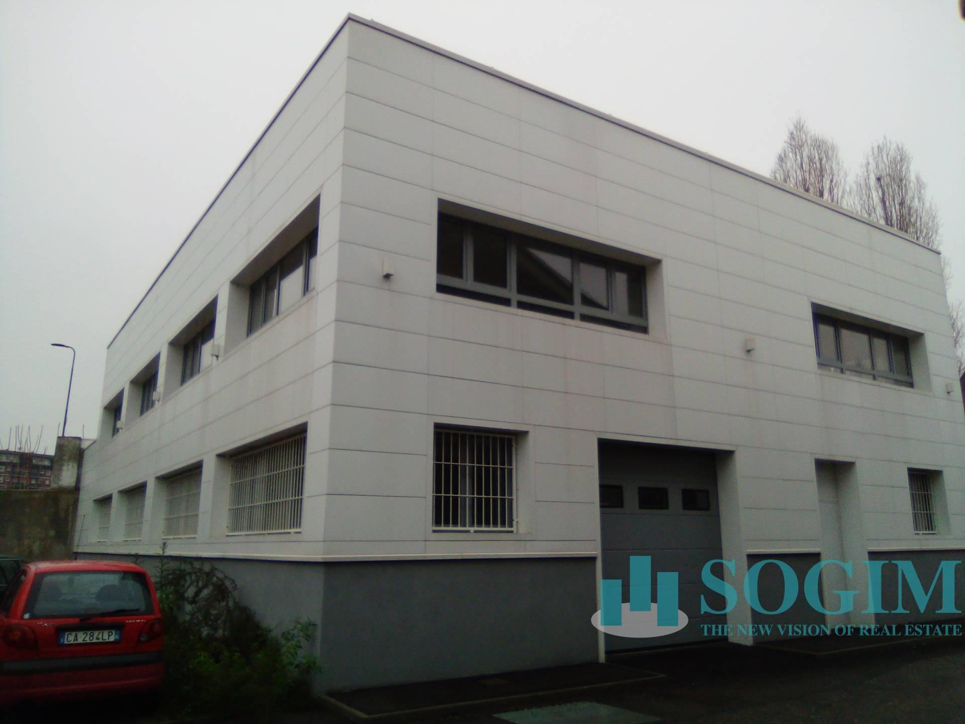 Laboratorio in Affitto a Milano  rif. 20295