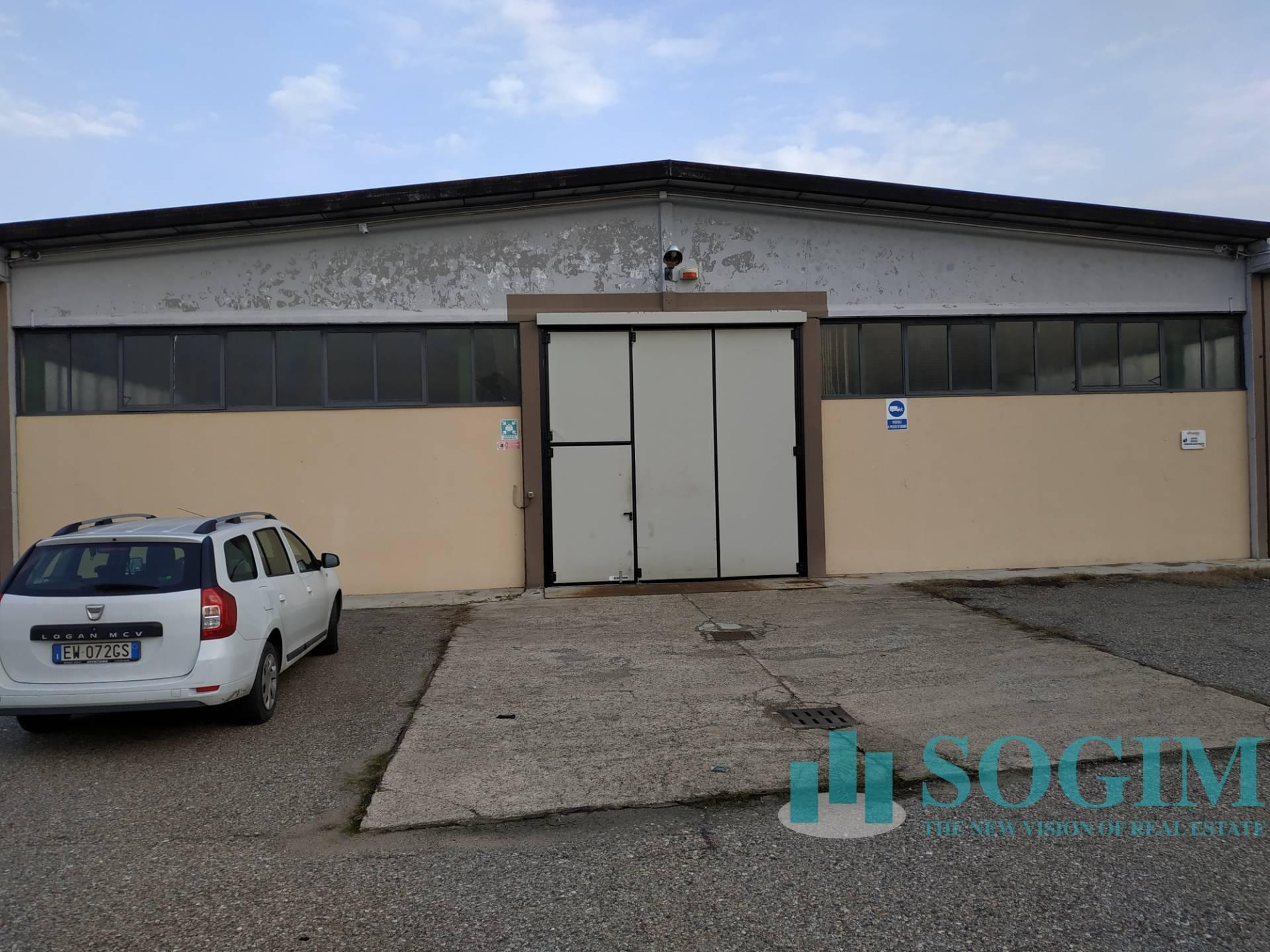 Capannone in Vendita a Arluno  rif. 20311