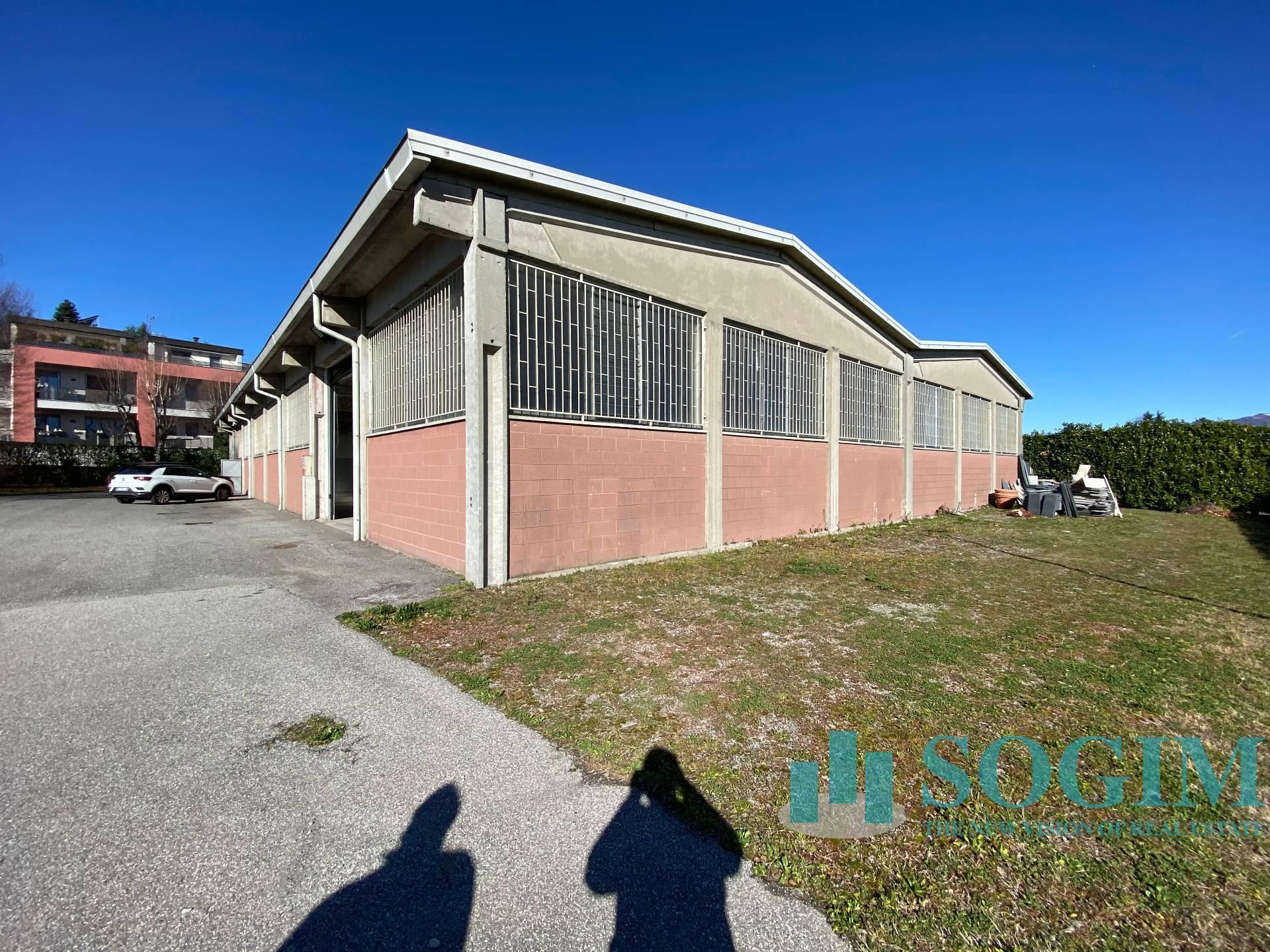 Capannone in vendita a Cucciago, 9999 locali, prezzo € 570.000   PortaleAgenzieImmobiliari.it