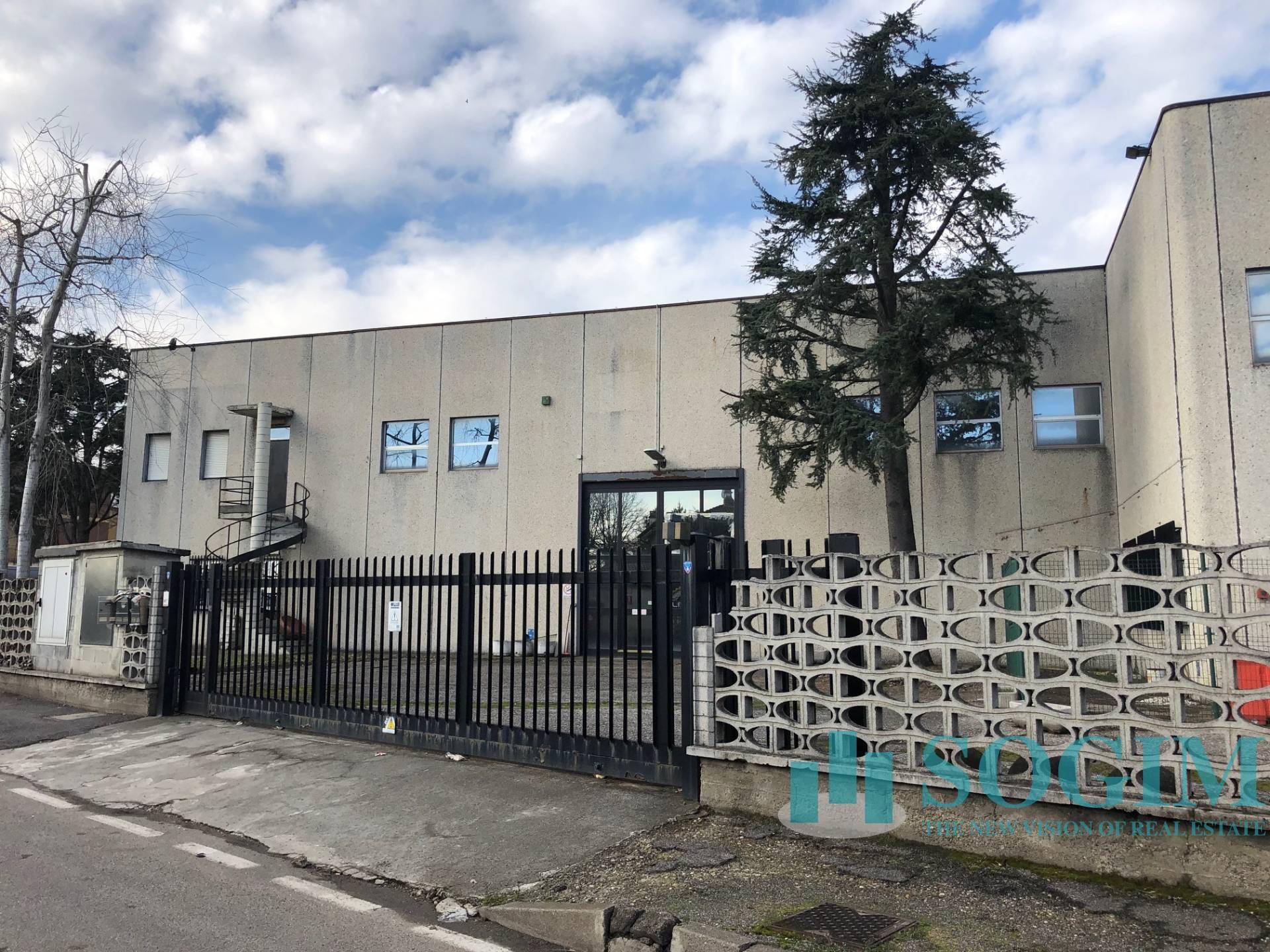Capannone in vendita a Zibido San Giacomo, 9999 locali, zona do, prezzo € 720.000   PortaleAgenzieImmobiliari.it