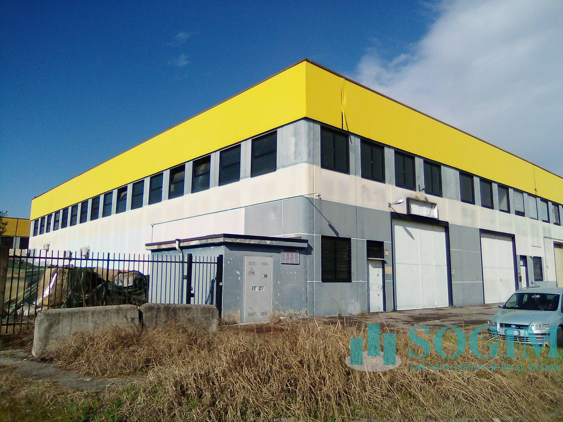 Capannone in Vendita a Cesano Boscone  rif. 20368