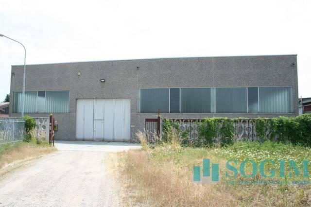 Capannone in Affitto a Bernate Ticino  rif. 20405