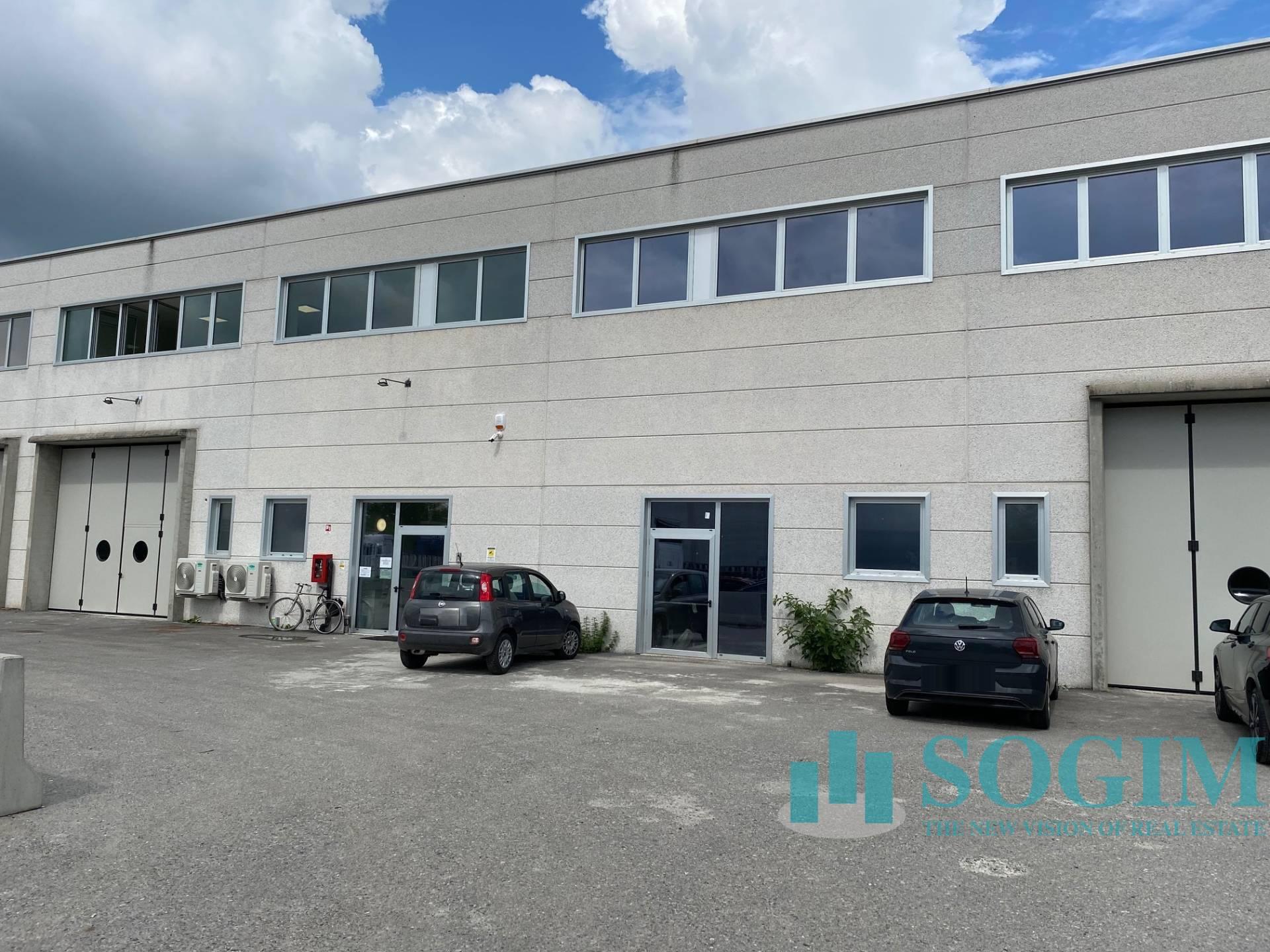 Capannone in Vendita a Melzo  rif. 6651