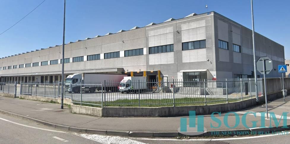Capannone in Affitto a Tavazzano con Villavesco  rif. 20444