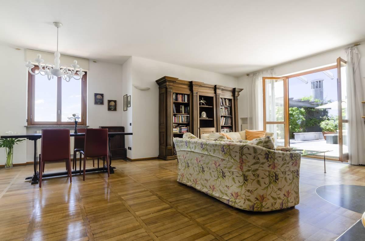 Attico / Mansarda in vendita a Sesto San Giovanni, 4 locali, zona Località: Rond?, prezzo € 890.000 | PortaleAgenzieImmobiliari.it