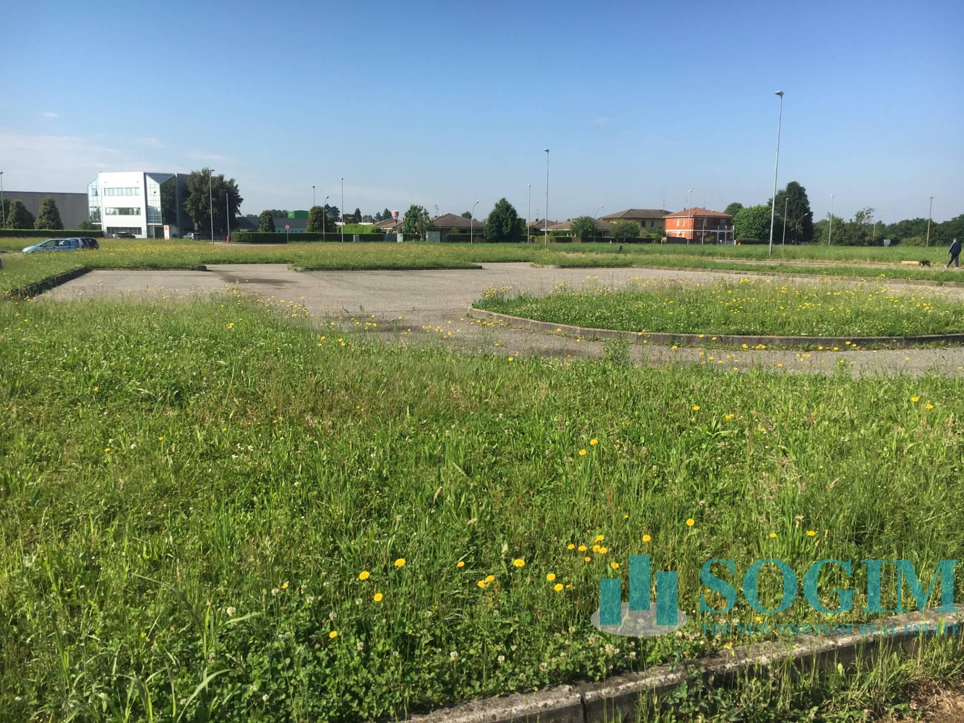 Terreno Industriale in Vendita a Sulbiate  rif. 20487