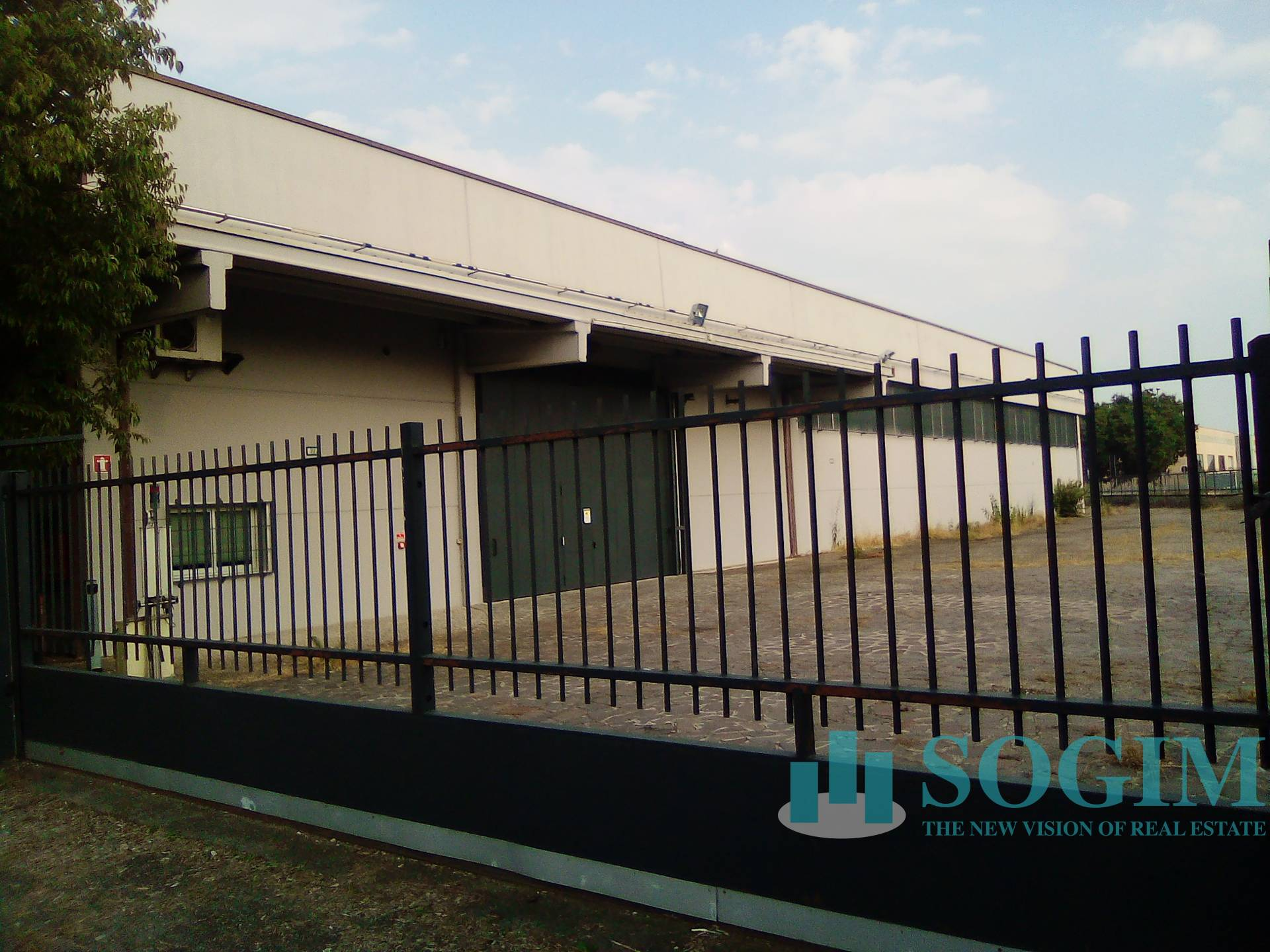 Capannone in affitto a Gaggiano, 9999 locali, zona Località: ViganoCertosino, prezzo € 12.500 | PortaleAgenzieImmobiliari.it
