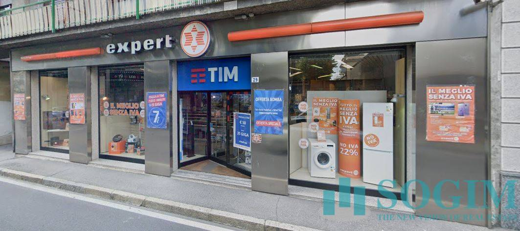 Immobile Commerciale in Affitto a Lissone  rif. 20542