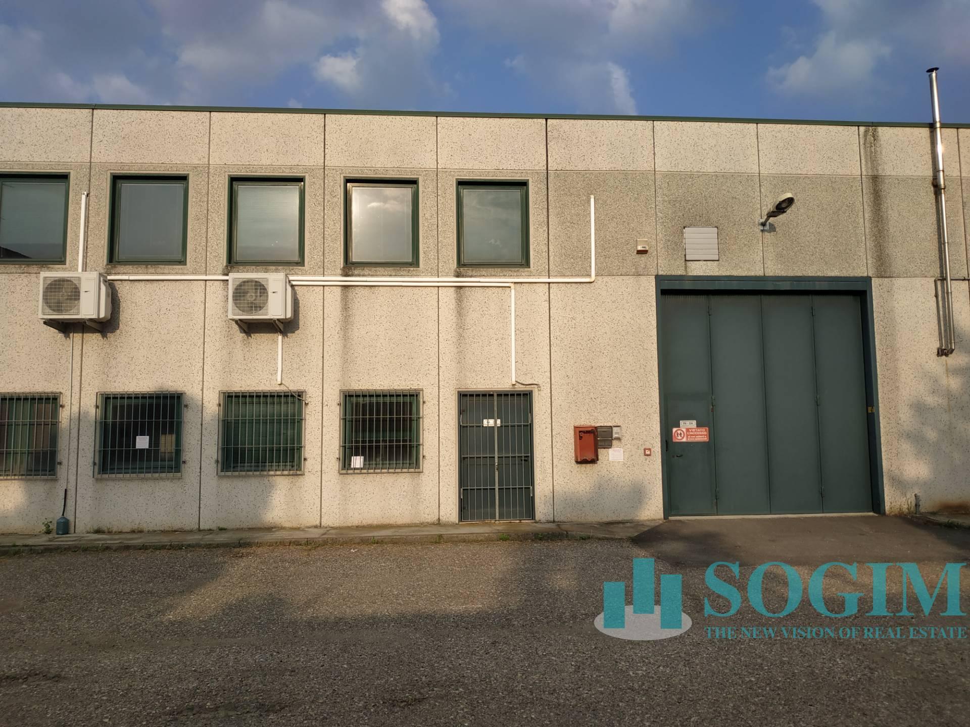 Capannone in Affitto a Santo Stefano Ticino  rif. 20551
