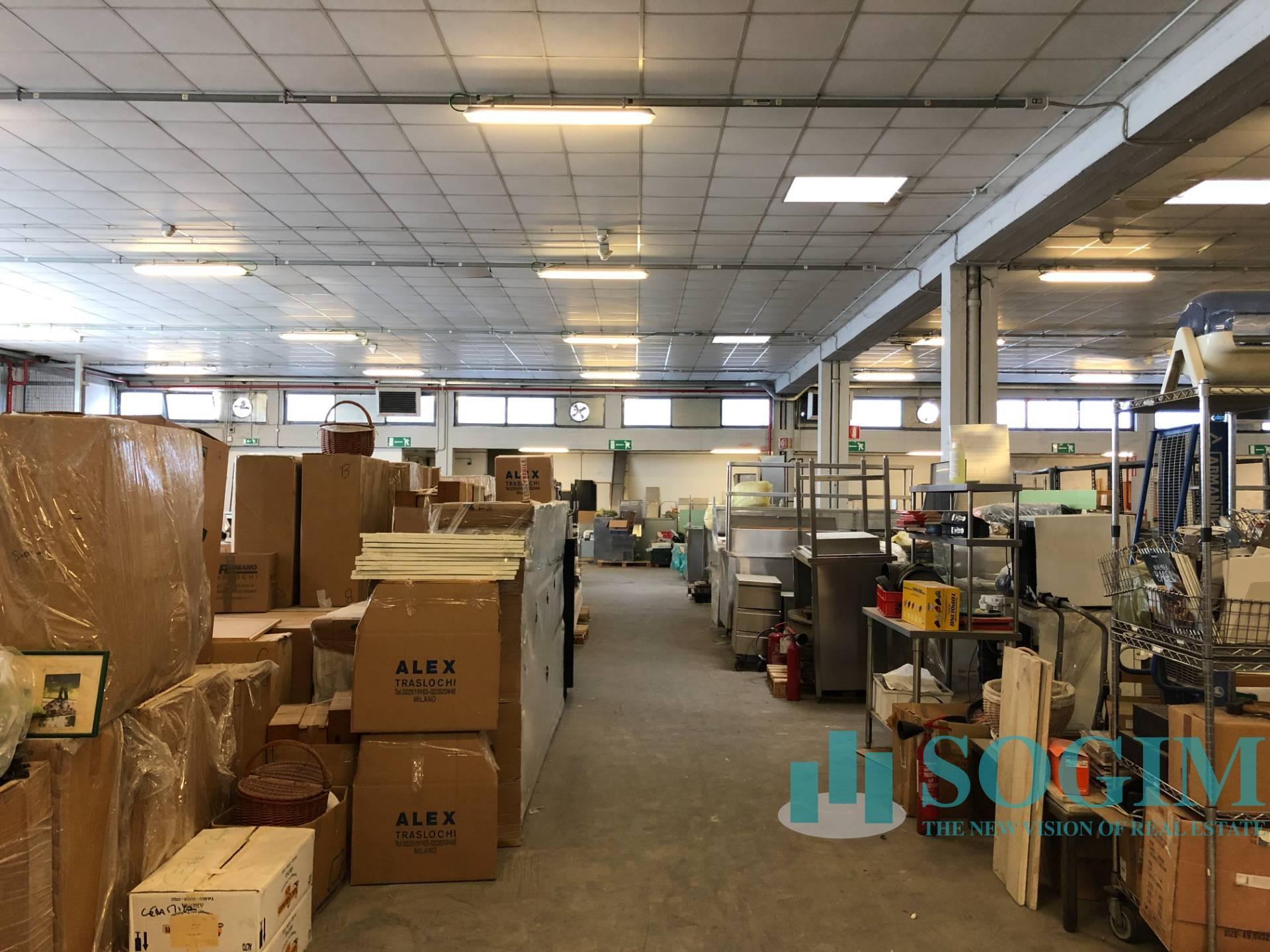 Capannone in vendita a Rozzano, 9999 locali, zona Località: ROZZANO, prezzo € 1.600.000 | PortaleAgenzieImmobiliari.it