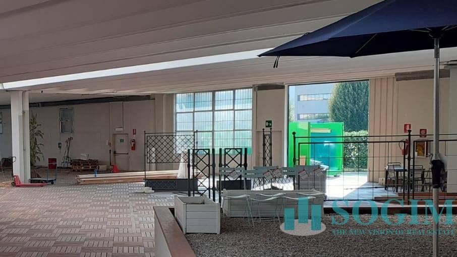 Immobile Commerciale in Affitto a Pessano con Bornago  rif. 20623