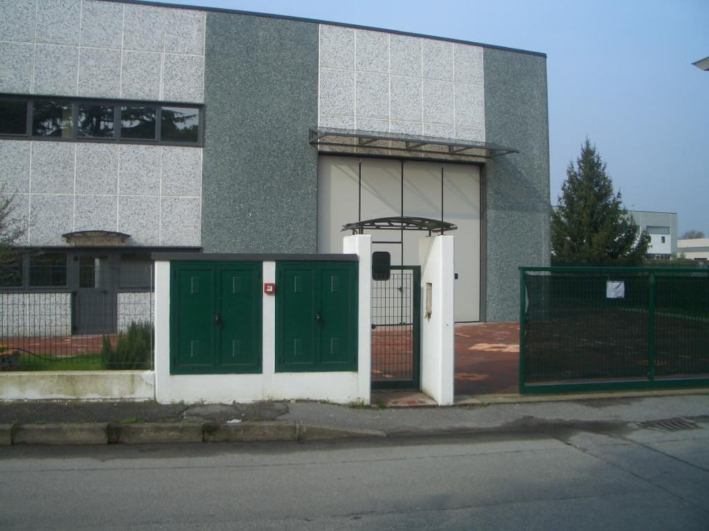 Capannone in Affitto a Turbigo  rif. 20631
