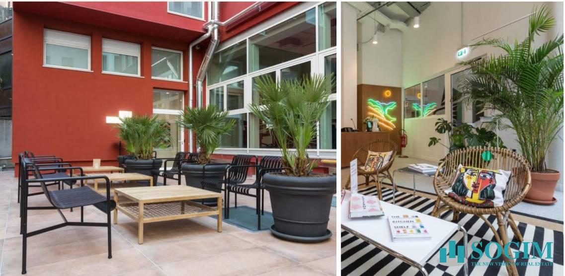 Ufficio in Affitto a Milano   Rif. M20341