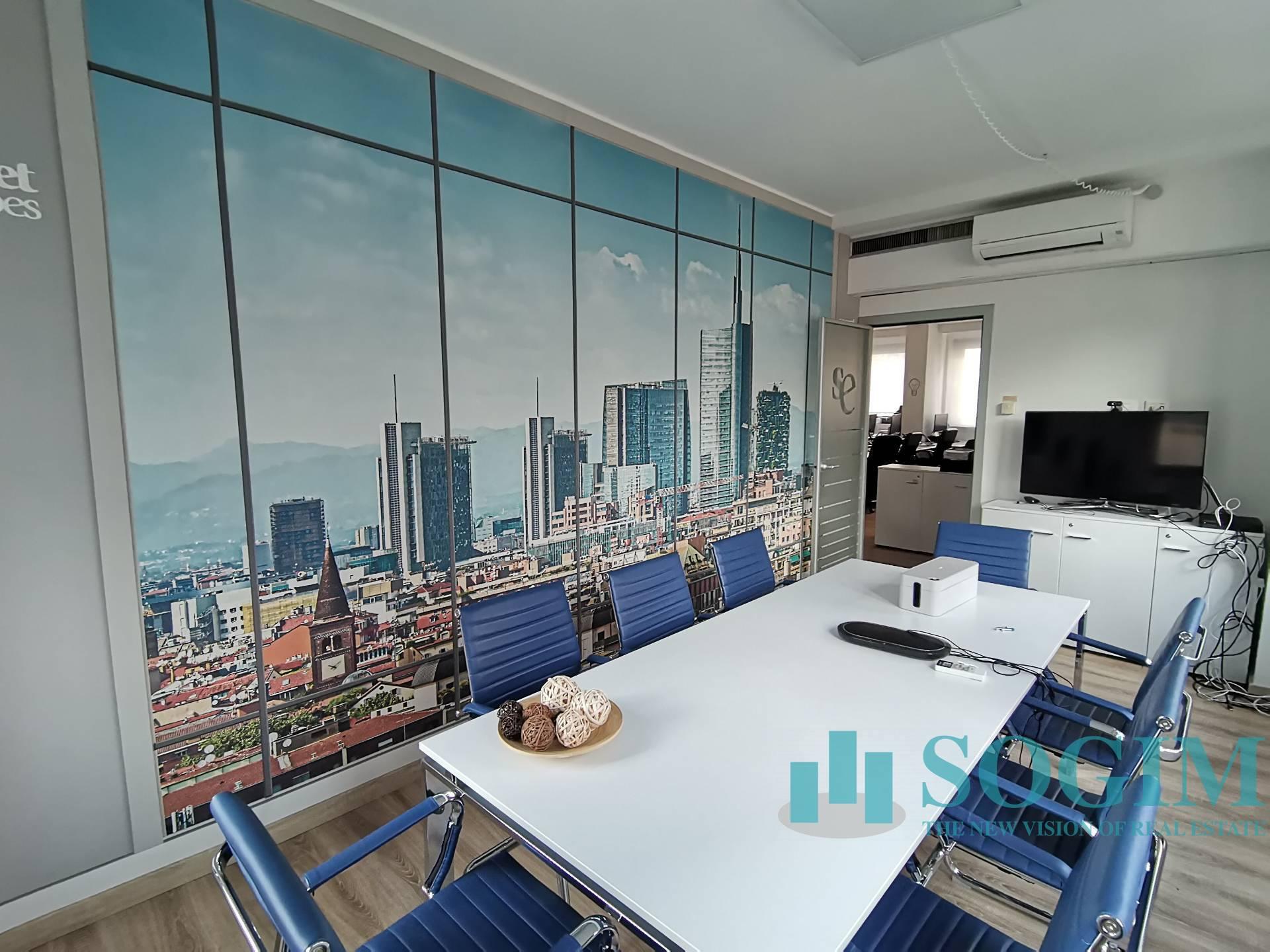 Ufficio in Affitto a Milano  rif. 20751