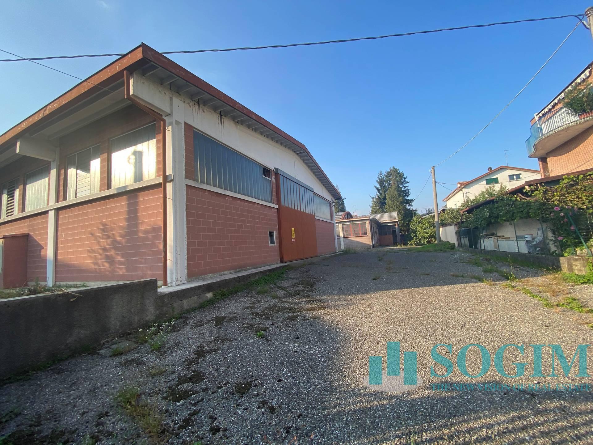 Capannone in affitto a Cantù, 9999 locali, zona hio, prezzo € 3.300 | PortaleAgenzieImmobiliari.it