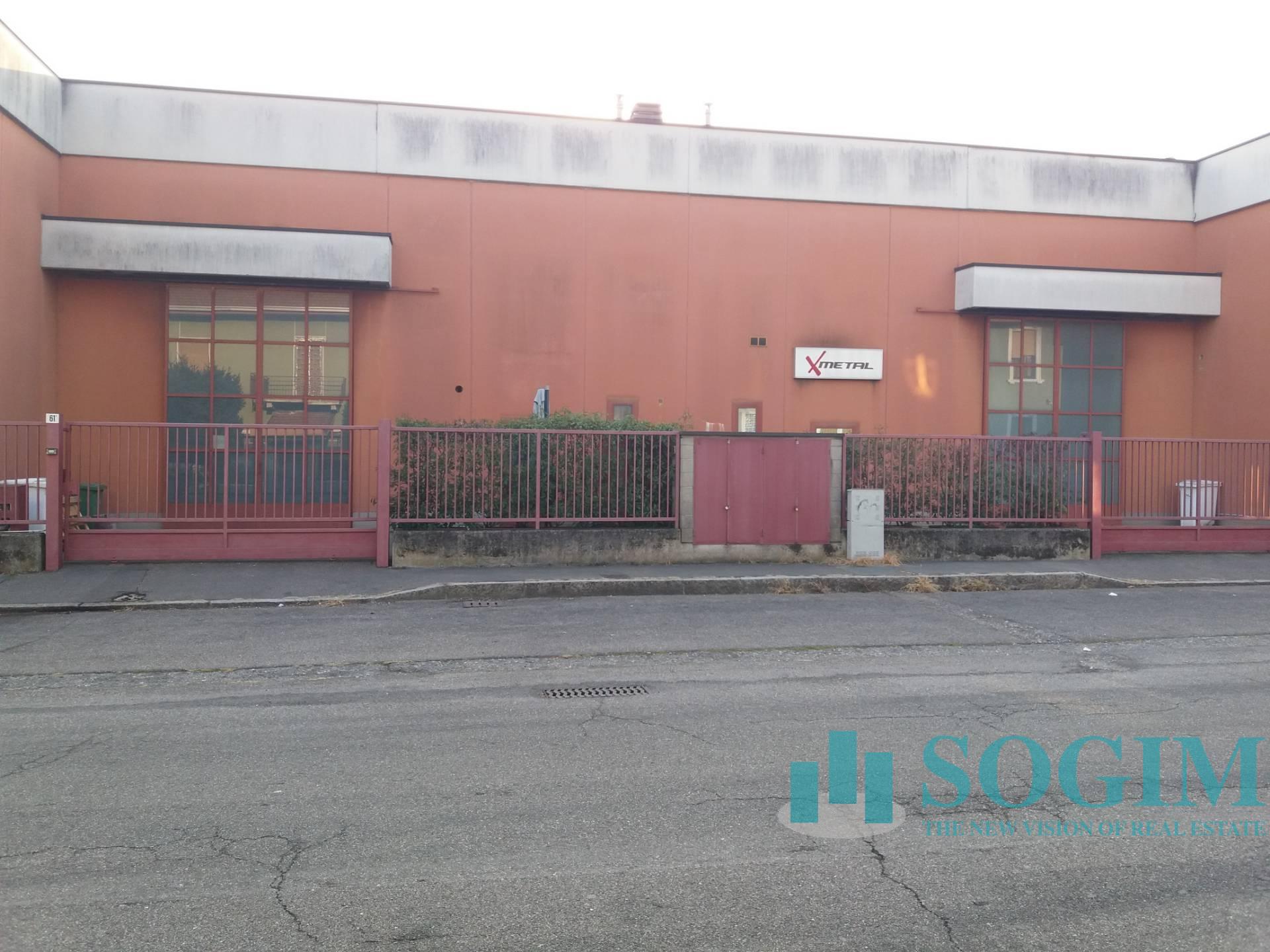 Capannone in affitto a Legnano, 9999 locali, prezzo € 1.200   PortaleAgenzieImmobiliari.it