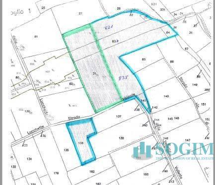 Terreno Industriale in Vendita a Trezzano Rosa  rif. 20888