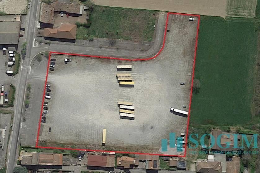 Terreno Industriale in Affitto a Casteggio  rif. 20920